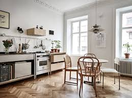 Sur La Table Kitchen Island by Steal This Look Smart Storage In A Swedish Kitchen Remodelista