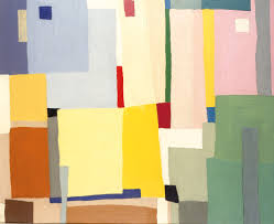 abstract painting by grace crowley an art history of australia