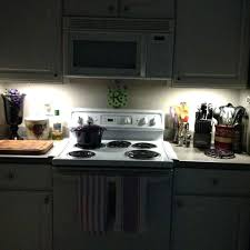 Under Cabinet Lighting Battery Operated Battery Operated Lights For Under Kitchen Cabinets Under Cabinet