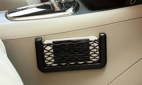 porta cellulare auto tasca porta cellulare da auto groupon