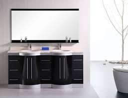 Sinks And Vanities For Small Bathrooms Bathroom Ideas With Glass Shower Doors And 72 Inch Double Sink