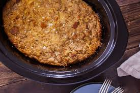 crock pot cornbread dressing recipe genius kitchen