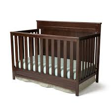 Convertible Crib Mattress Size Features Strong And Sturdy Wood Construction Three Position