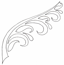 printable eagle feather template more info