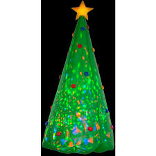 8 tree lights decoration