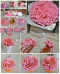 fondant carnation flowers tutorial google search fondant