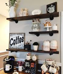 floating picture shelves wood floating shelves 8 inches deep farmhouse shelf rustic