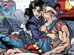 superman wedding album rewriting the of superman lois and superboy today