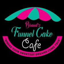 braud u0027s funnel cake cafe las vegas food trucks roaming hunger