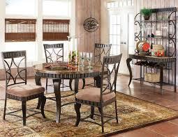 Steve Silver Dining Room Sets by Hamlyn Pedestal Dining Room Set Signature Design By Ashley