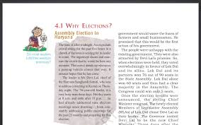 class 9th democratic politics chapter 4 1 electoral politics