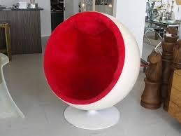 original vintage eero aarnio ball chair asko at 1stdibs