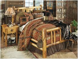 Bedroom Furniture Sets King Bedroom Rustic Log Furniture Log Bedroom Furniture White Shade