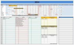 business schedule templates program schedule template example of