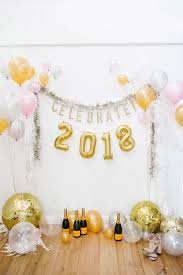 nye party kits diy a balloon photo backdrop for new year s conrad