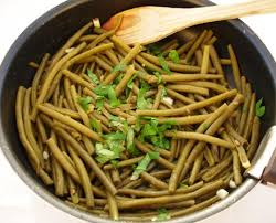 cuisiner haricots beurre haricots verts à l ail