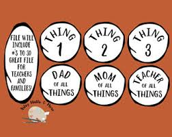 thing one thing two etsy