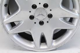 mercedes 17 inch rims mercedes cl500 00 05 alloy wheel disc 10 spoke 17 inch