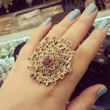 beautiful hand rings images Ring nails hand beauty cute pretty dp on we heart it jpg