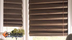 Window Blinds Curtains by Roller Panel Roman Blinds Curtains Sunshine Coast Youtube