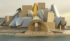 frank gehry tells the story behind guggenheim abu dhabi archdaily