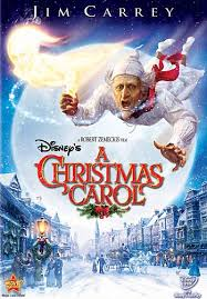 christmas list dvd disney s a christmas carol jim carrey steve