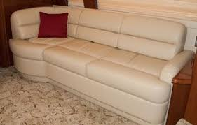 rv sofas glastop rv u0026 motorhome furniture custom rv u0026 motorhome