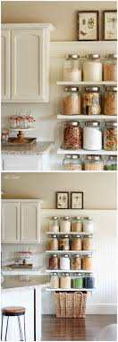kitchen wall shelves ideas high kitchen shelf decorating diy country store kitchen shelves