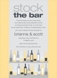 stock the bar invitations 33 best stock the bar party ideas images on