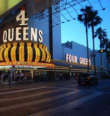 Las Vegas Map Hotels by Book Four Queens Hotel And Casino In Las Vegas Hotels Com