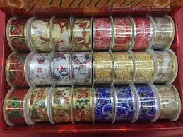 wired ribbon wholesale 1inch wire edge christmas ribbon wholesale 2 5cm decorating