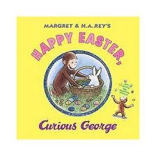 happy easier curious george hardcover rey target