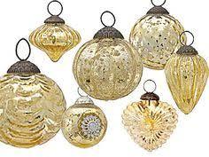 unthinkable mercury glass ornaments wonderfull design