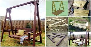 arbor swing plans backyard swing plans build a swing set outdoor arbor swing plans