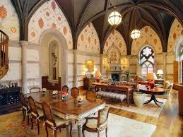 French Chateau Interior French Chateau On Central Park Idesignarch Interior Design