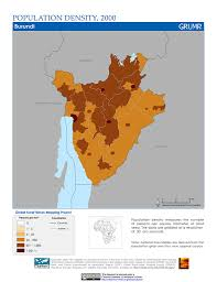 Gabon Africa Map by Maps Population Density Grid V1 Sedac