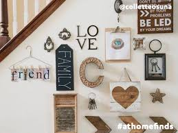 make a statement in your entryway with a personalized gallery wall