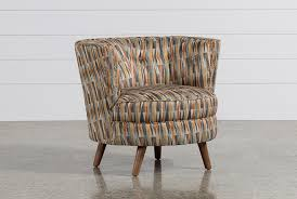 Swivel Accent Chair With Arms Martin Swivel Accent Chair Living Spaces