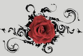 designs roses for cool tattoos bonbaden