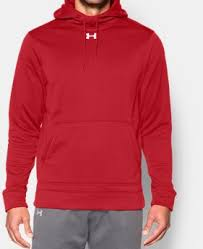 men u0027s red hoodies u0026 sweatshirts under armour us