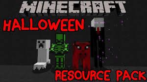 halloween background pack minecraft halloween resource texture pack showcase review 1 8