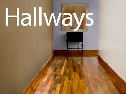 Passage Decor by Hallway Painting Inspire Home Design