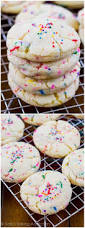 Halloween Cake Mix Cookies by Confetti Cake Batter Cookies Sallys Baking Addiction