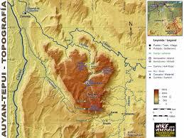 Map Of Venezuela Venezuela U2013 Maps Hike Venezuela Com