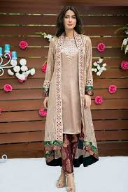 new gown style dresses in pakistan 2017 18 fashion style
