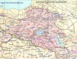 Medieval Maps Maps Of Armenia Historical Maps Ancient Armenia Medieval