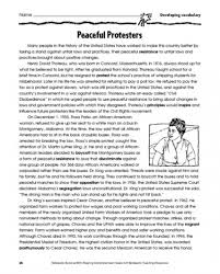 peaceful protesters parents scholastic com