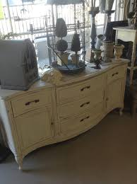 Antique White Sideboard Buffet by Vintage Off White Shabby Chic Sideboard Buffet Dresser Sideboard