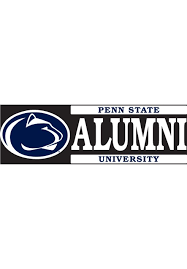 penn state alumni sticker penn state psu alumni decal