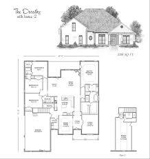 3 Bedroom Floor Plans With Bonus Room by The Dorothy Stoneridge Homes Huntsville Al Custom Home